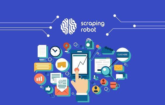 web scraping for marketing blog header
