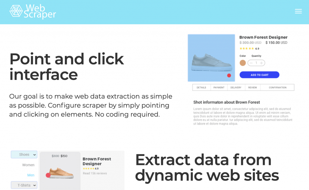 web data scraping tools free