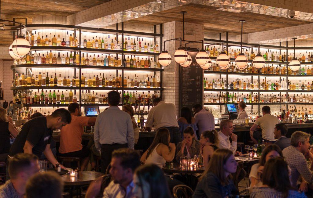 restaurant sales data