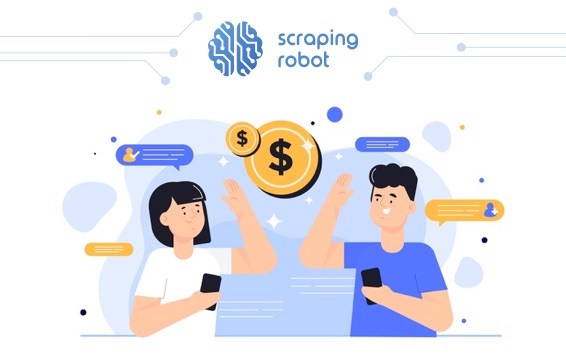 how to make money web scraping