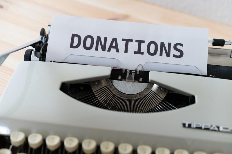 Donor analytics