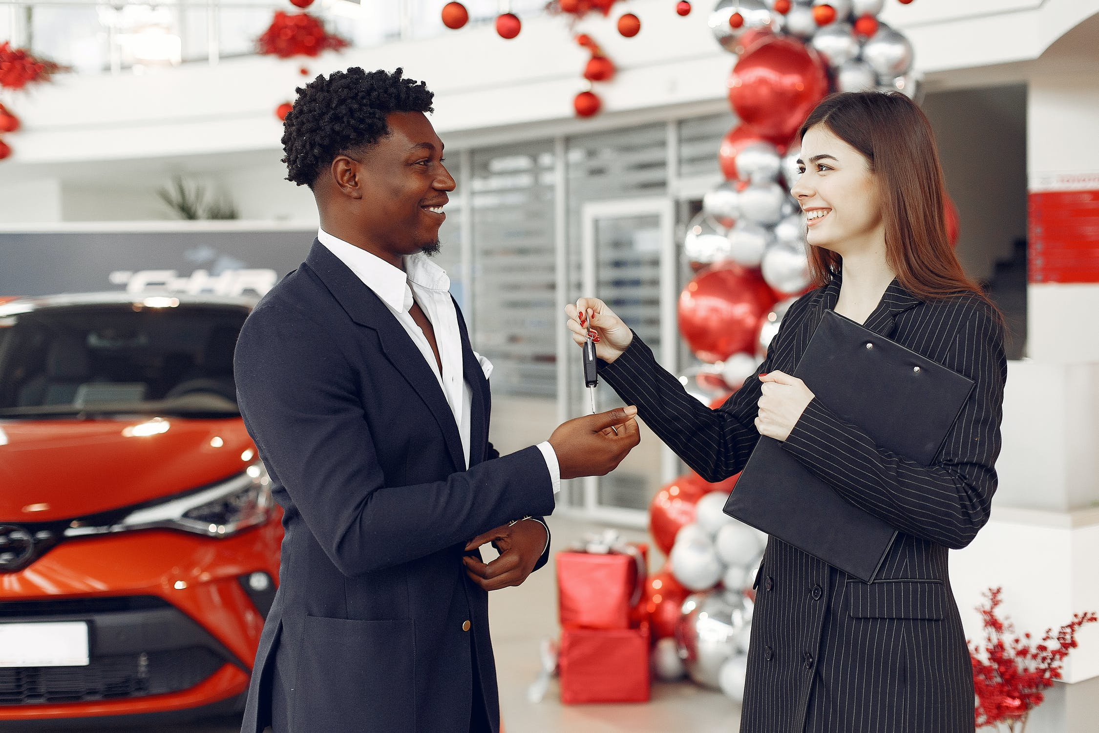 Car sales api